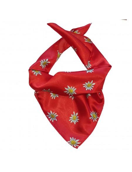Foulard bavarois rouge